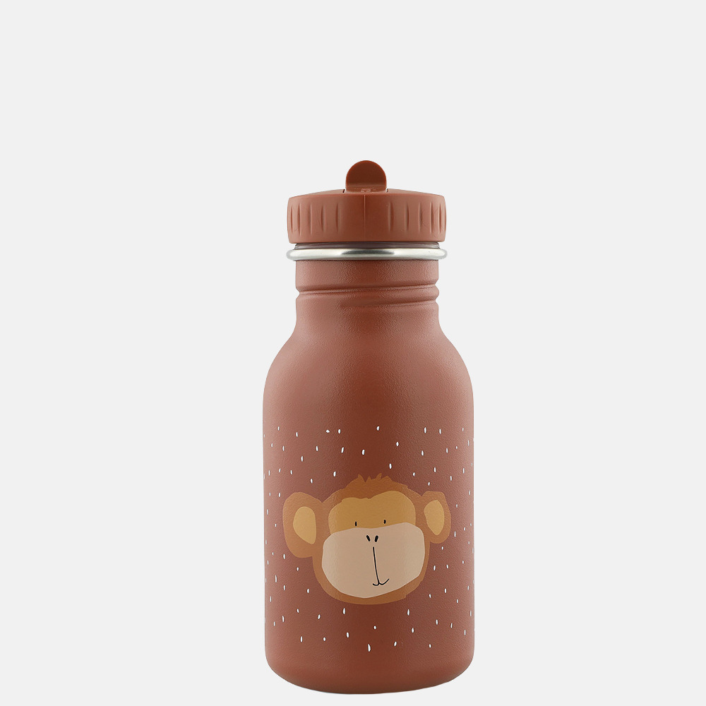 Trixie drinkfles 350 ml Mr. Monkey