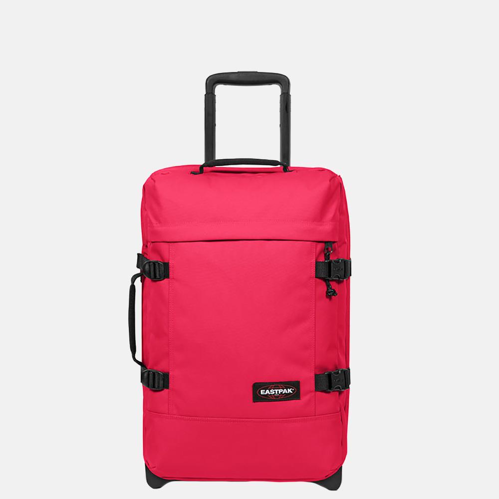 Eastpak Tranverz reistas S hibiscus pink