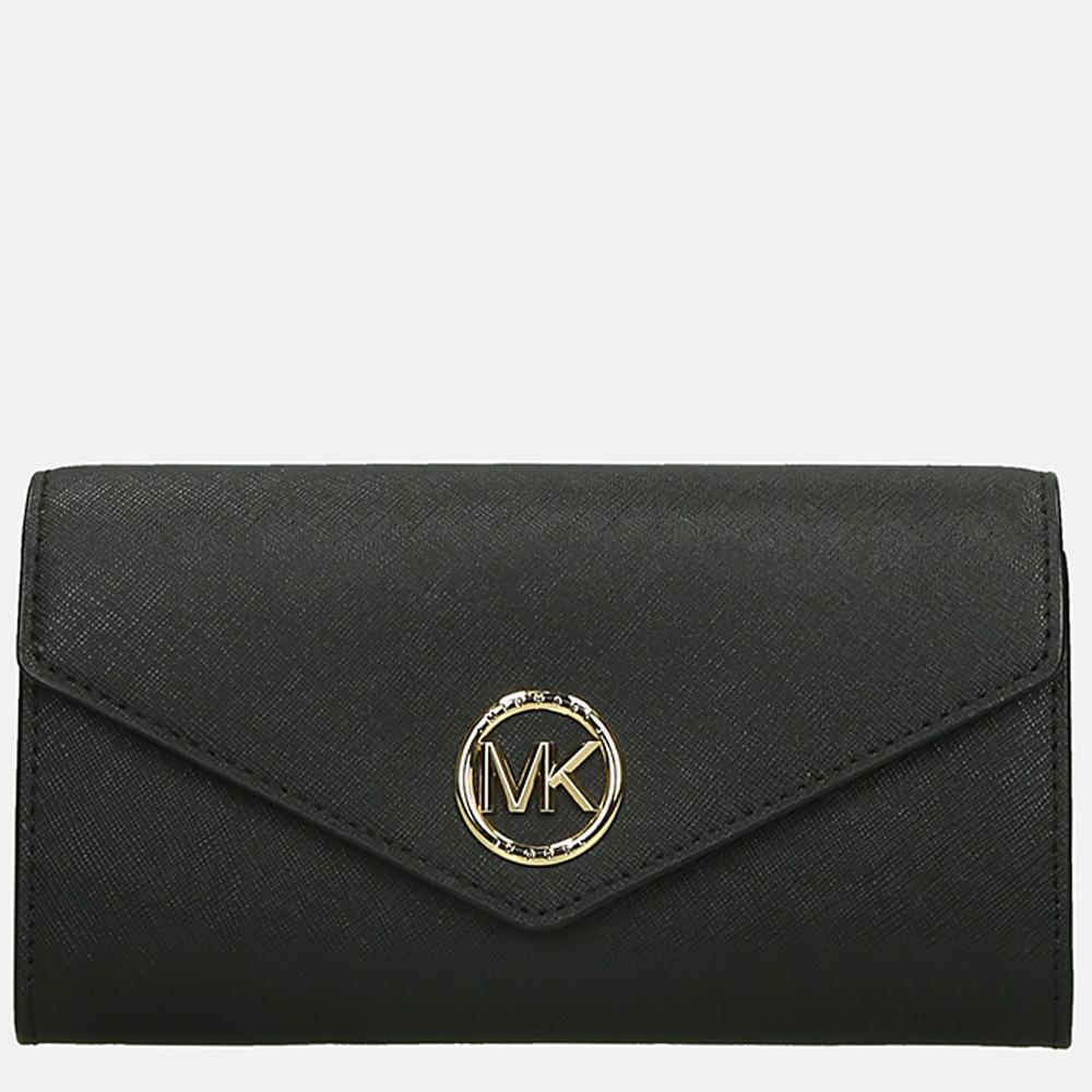 Michael Kors clutch/crossbody tas black