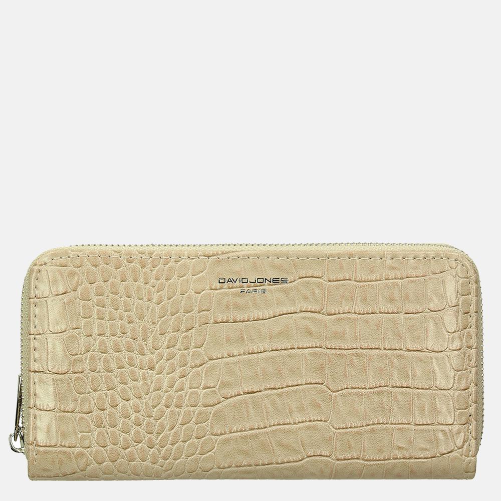 David Jones portemonnee beige