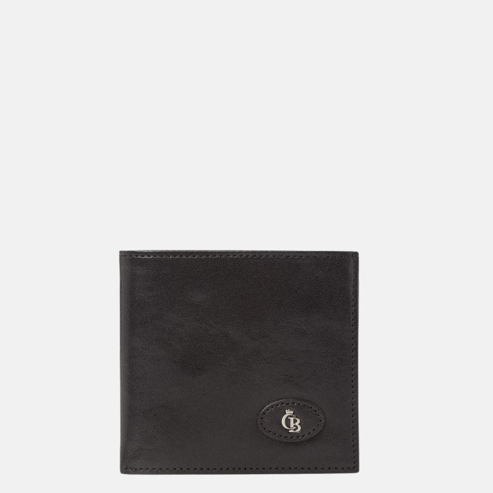 Castelijn & Beerens Gaucho Clic-clac billfold zwart