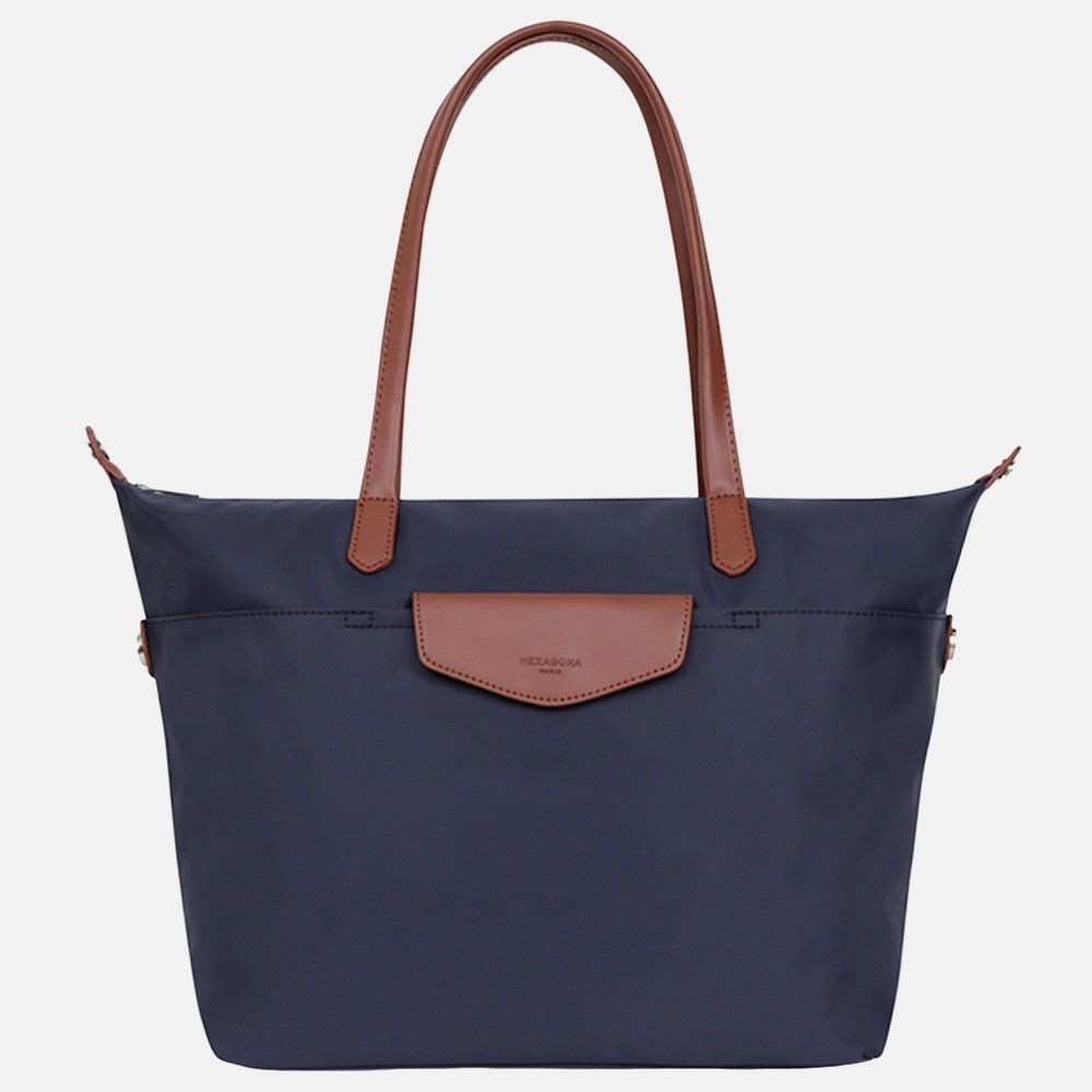 Hexagona shopper M blue navy