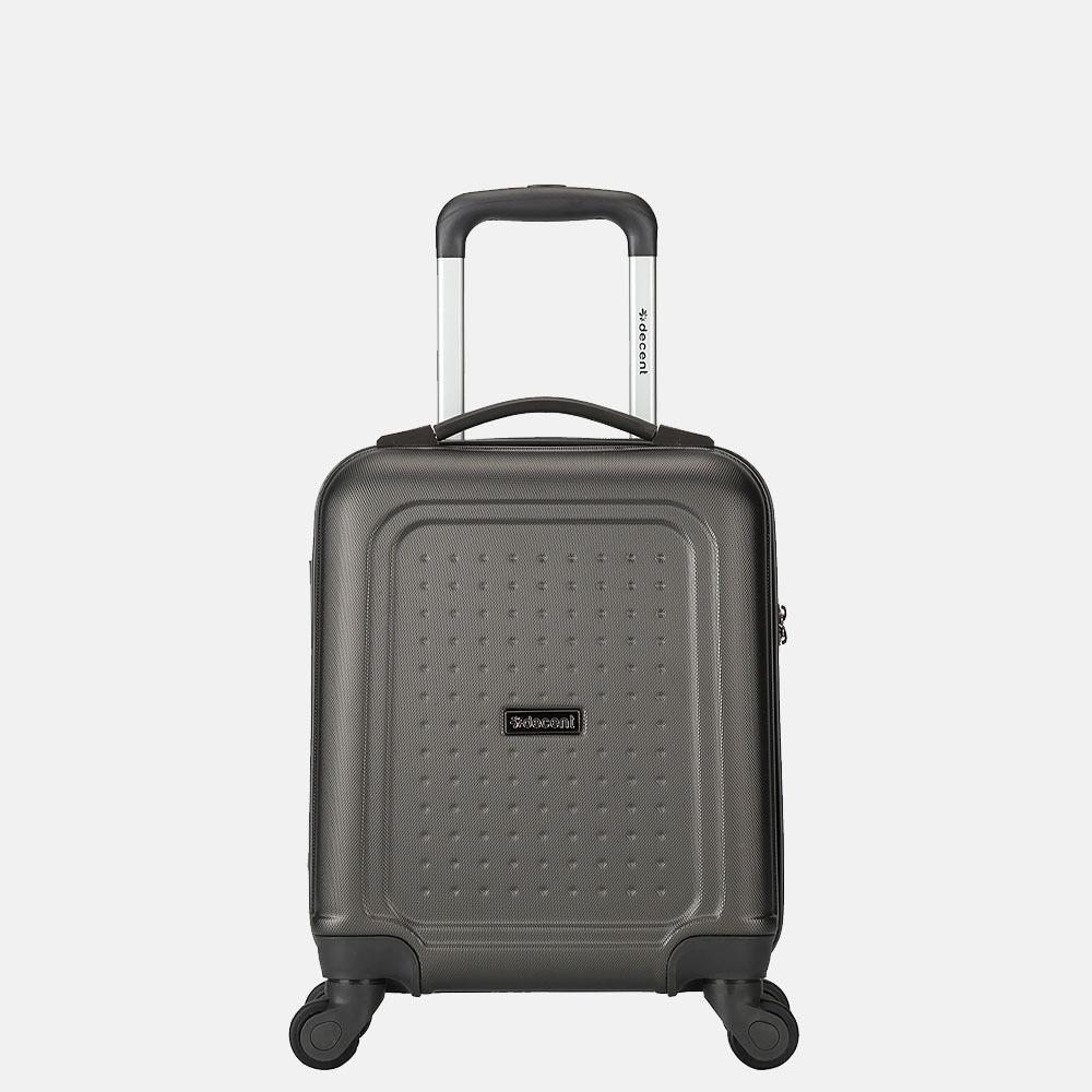 Decent Maxi-Air koffer 42 cm antraciet