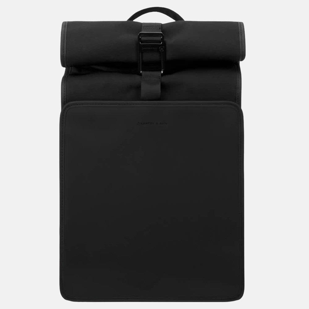 Kapten & Son Lund Pro rugzak 16 inch all black