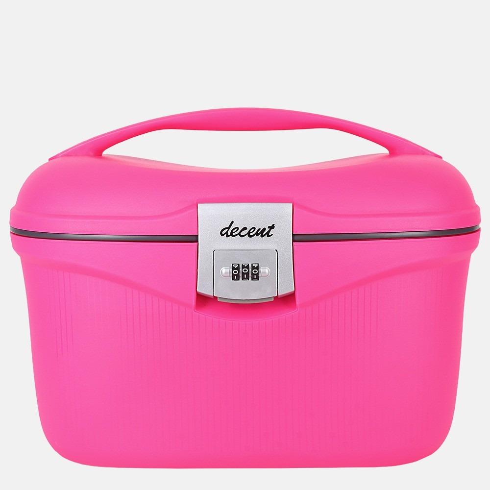 Decent beautycase pink