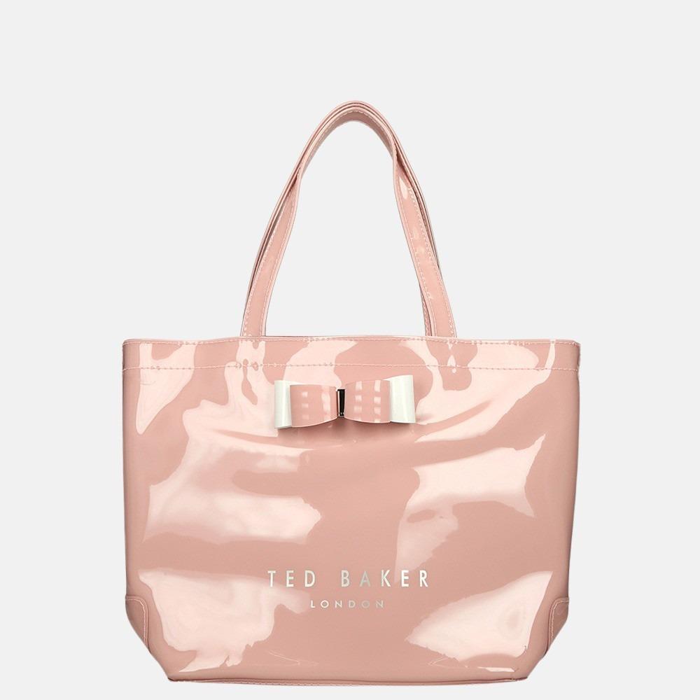 Ted Baker Haricon shopper S dusky pink