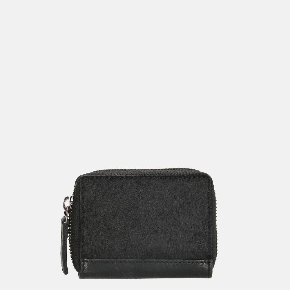 Micmacbags Mendoza portemonnee zwart