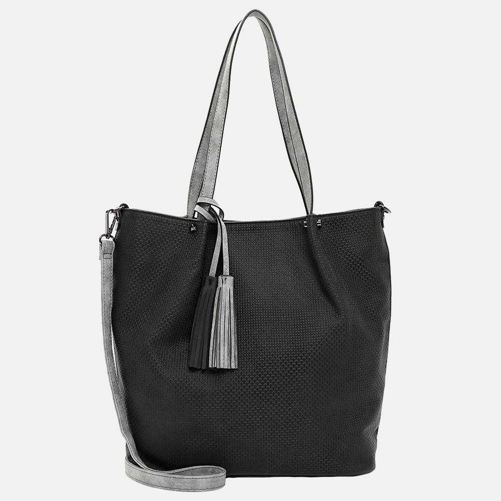 Emily & Noah Surprise shopper black/grey