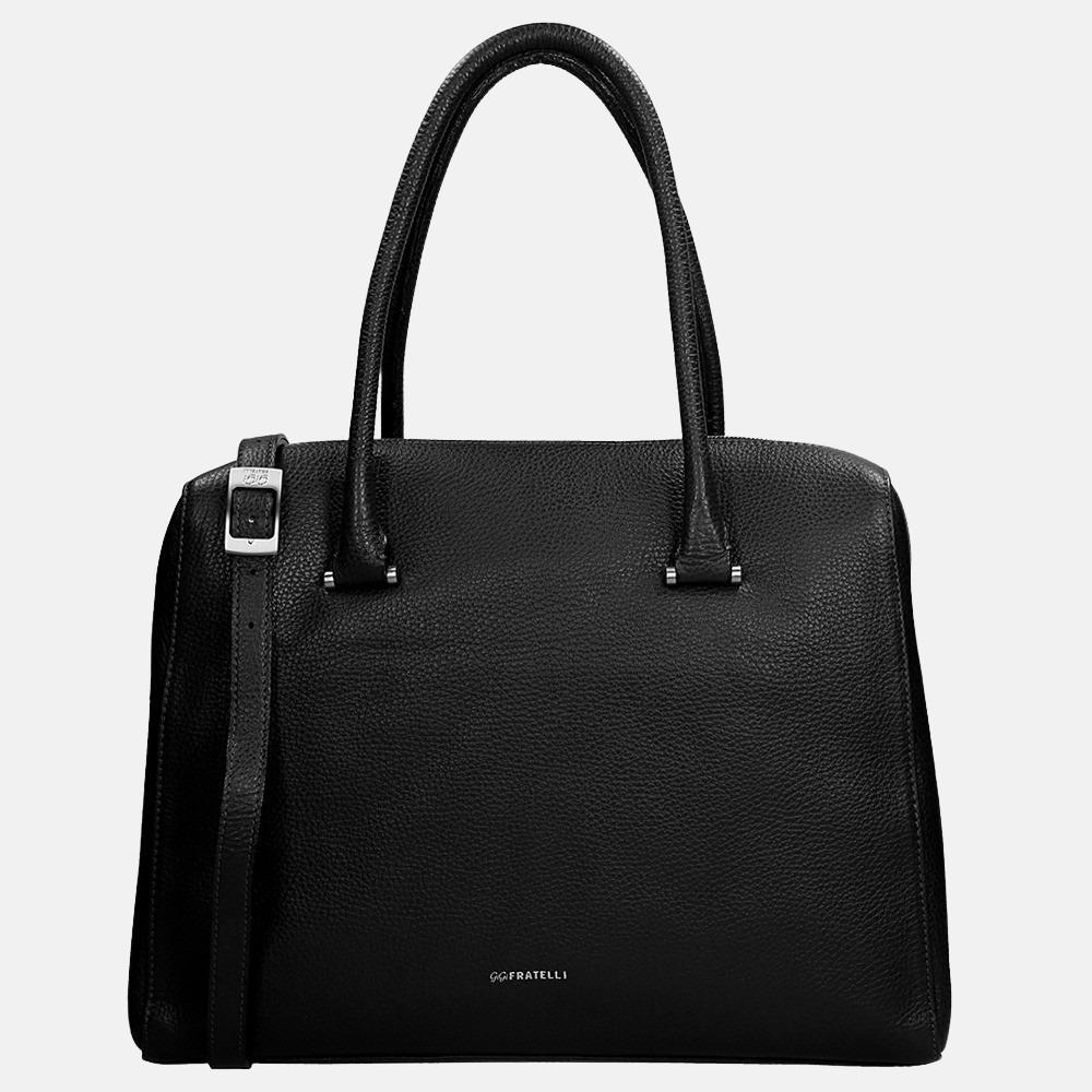 GiGi Fratelli Romance Business shopper 13.3 inch black