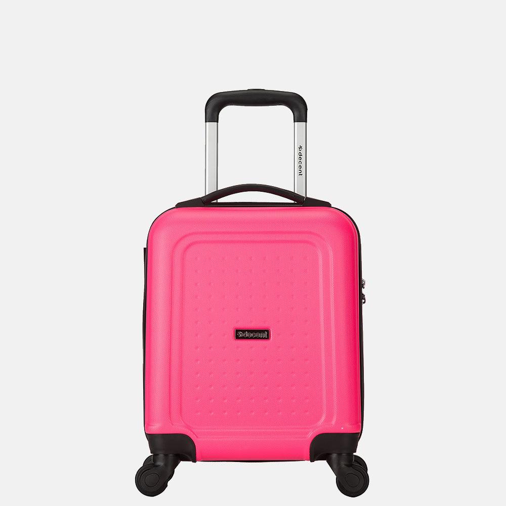 Decent Maxi-Air koffer 42 cm pink