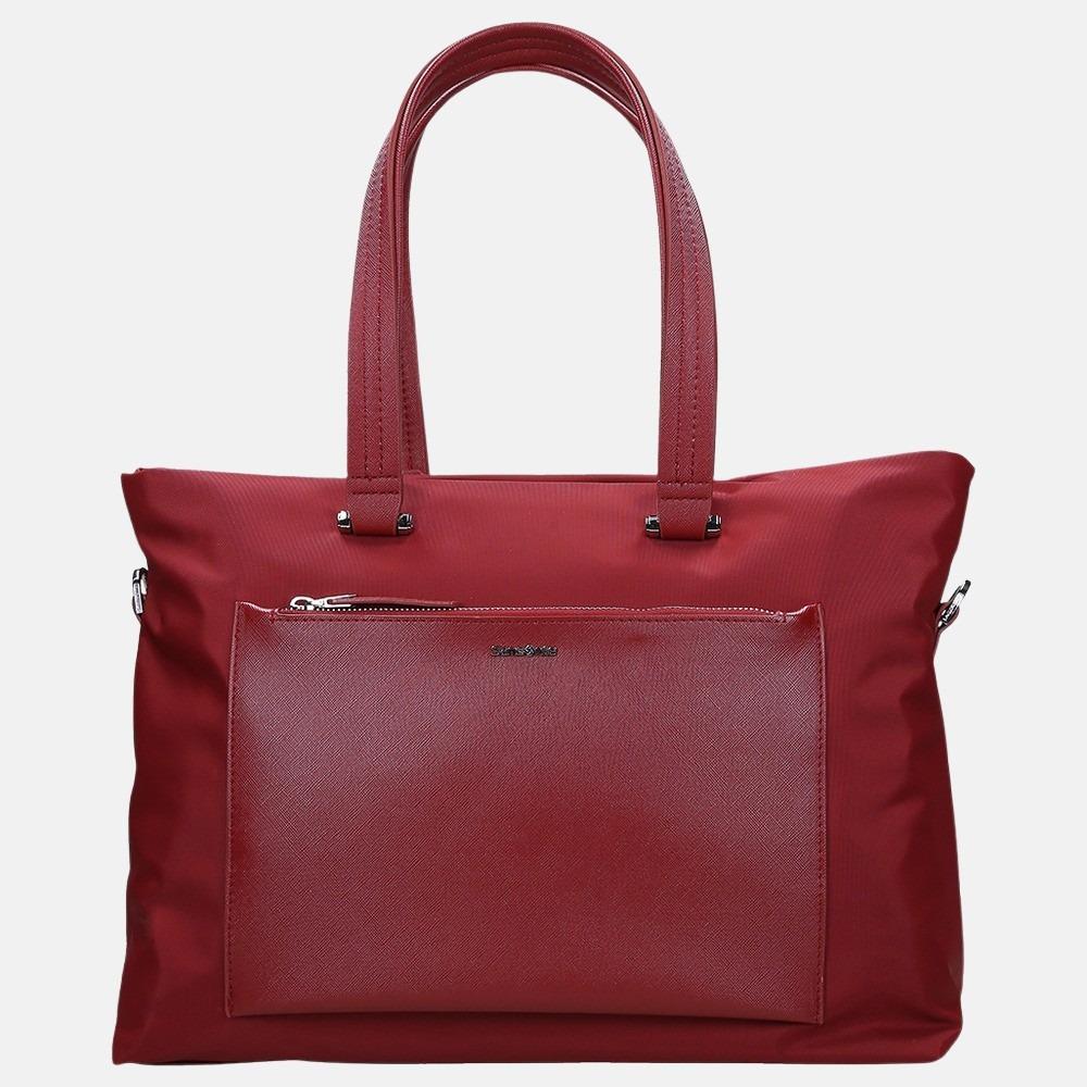 Samsonite Zalia shopper 15.6 inch red