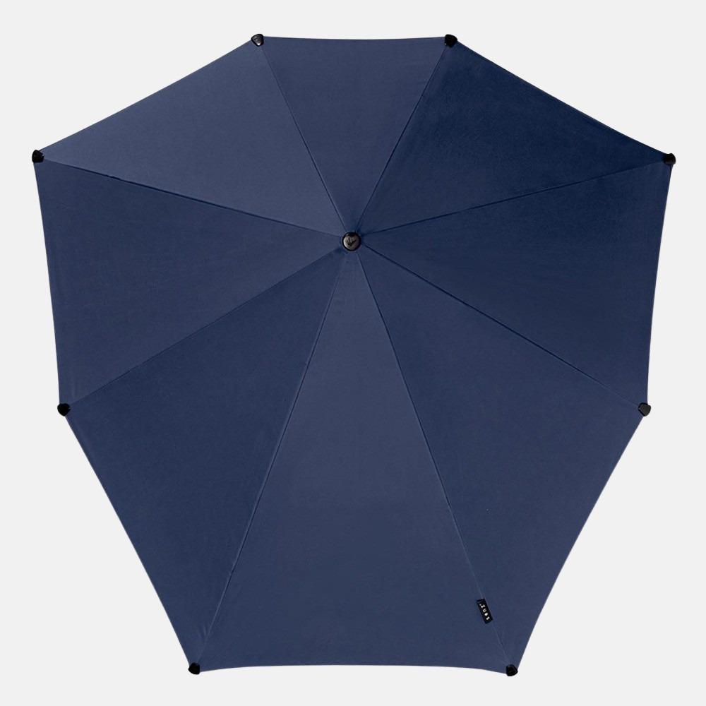 Senz Large stokparaplu midnight blue
