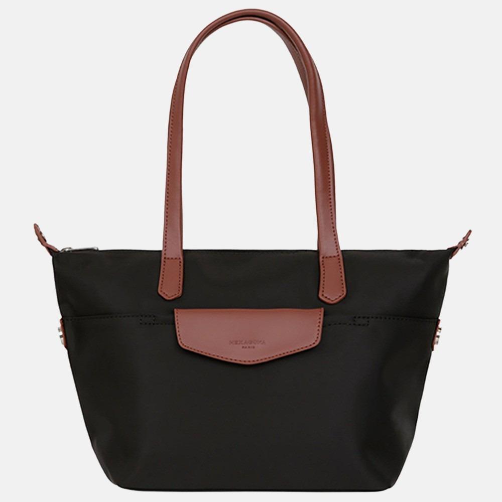 Hexagona shopper S black brown