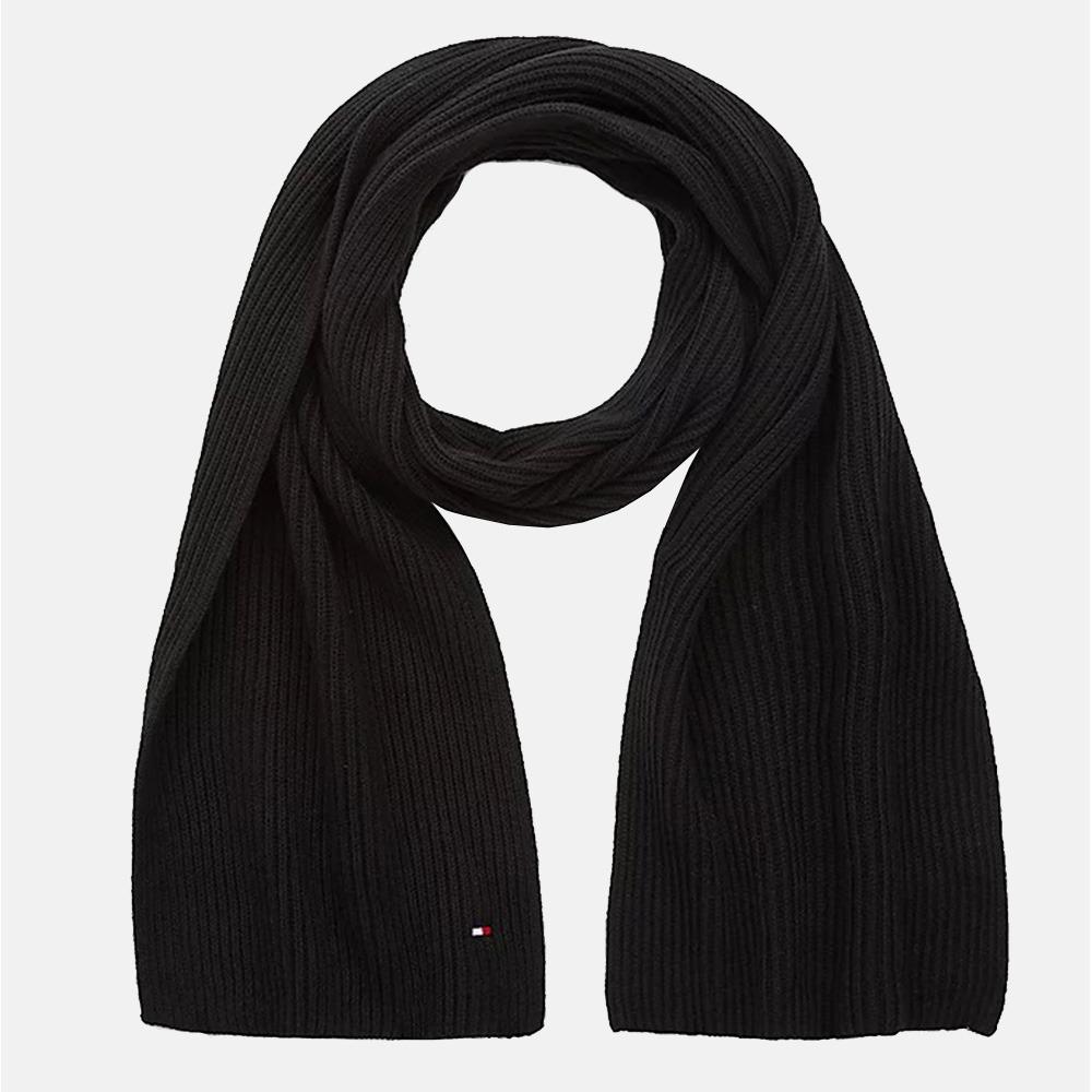 Tommy Hilfiger Pima Cotton sjaal black