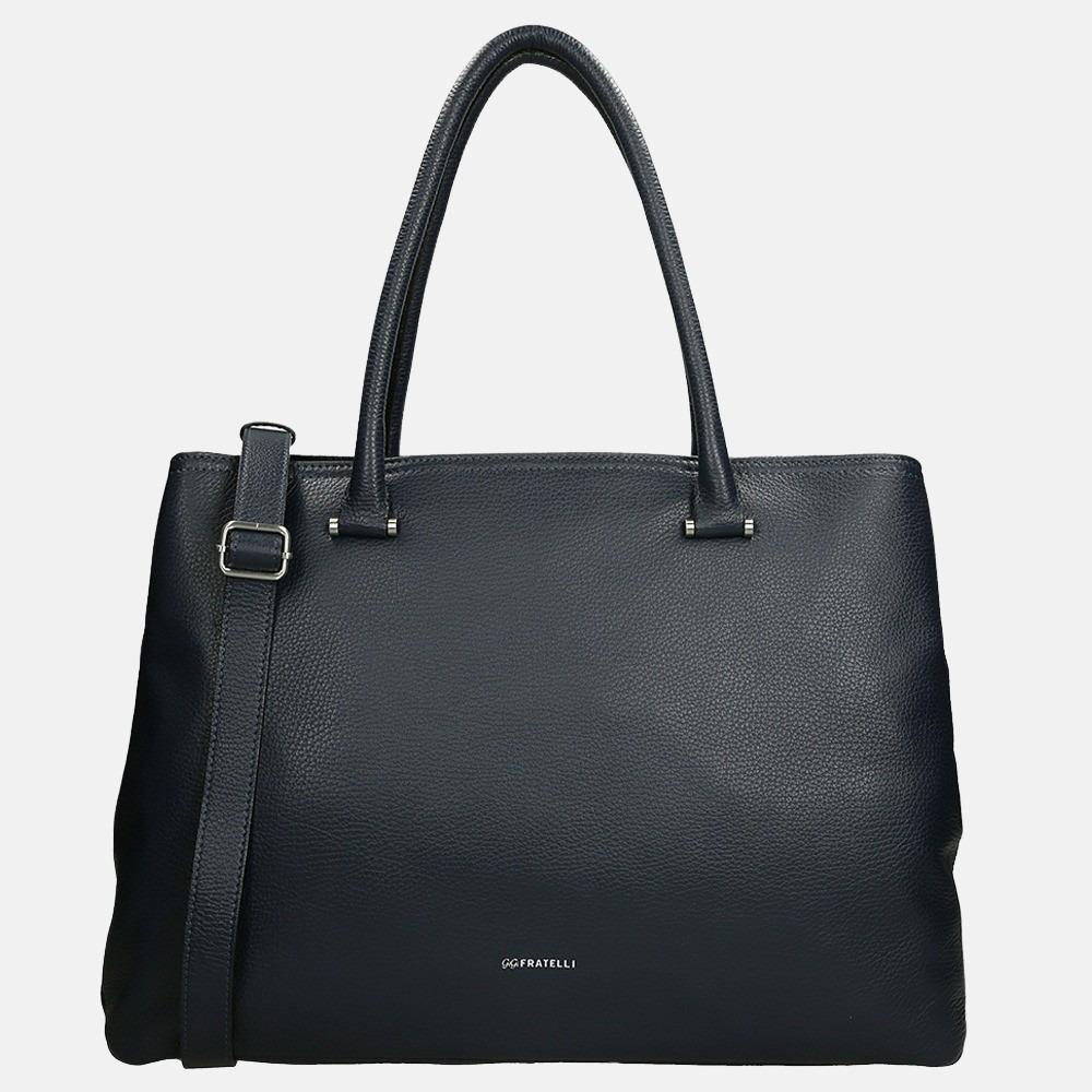 GiGi Fratelli Romance Business laptoptas 15 inch navy