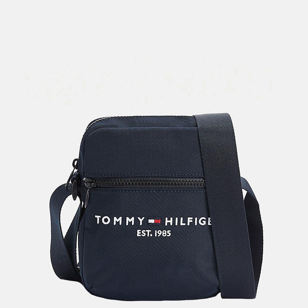 Tommy Hilfiger Established schoudertas mini desert sky