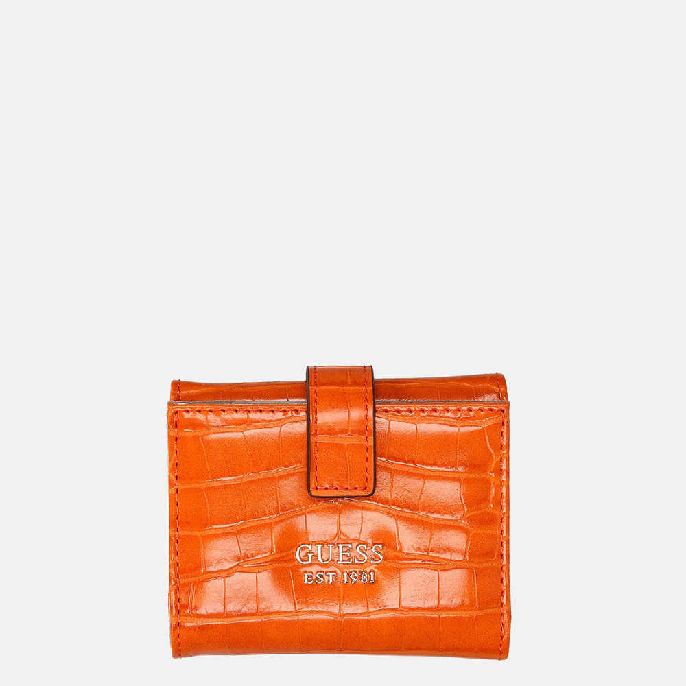 Guess Katey SLG portemonnee S orange