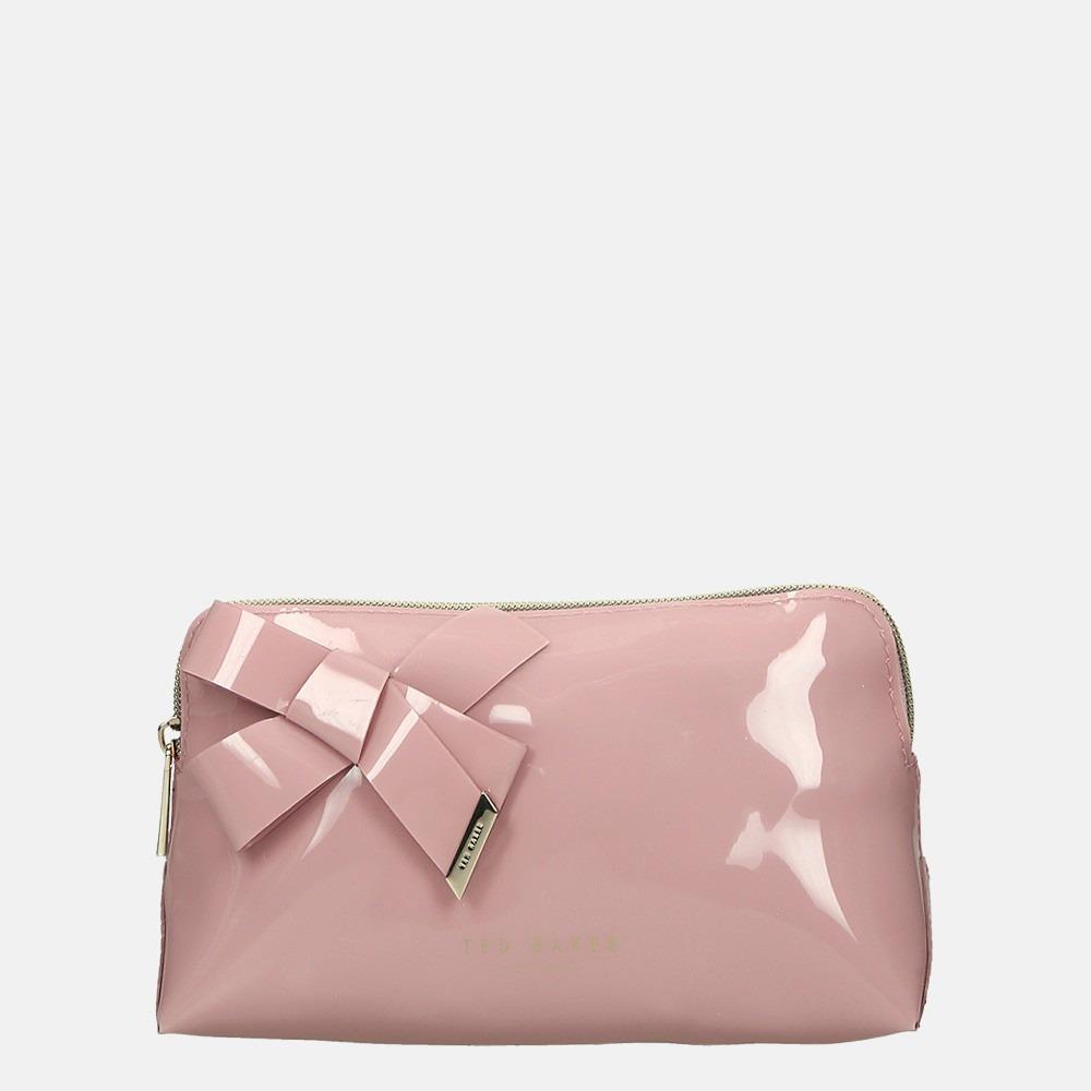 Ted Baker Nicolai make-up tas pale pink