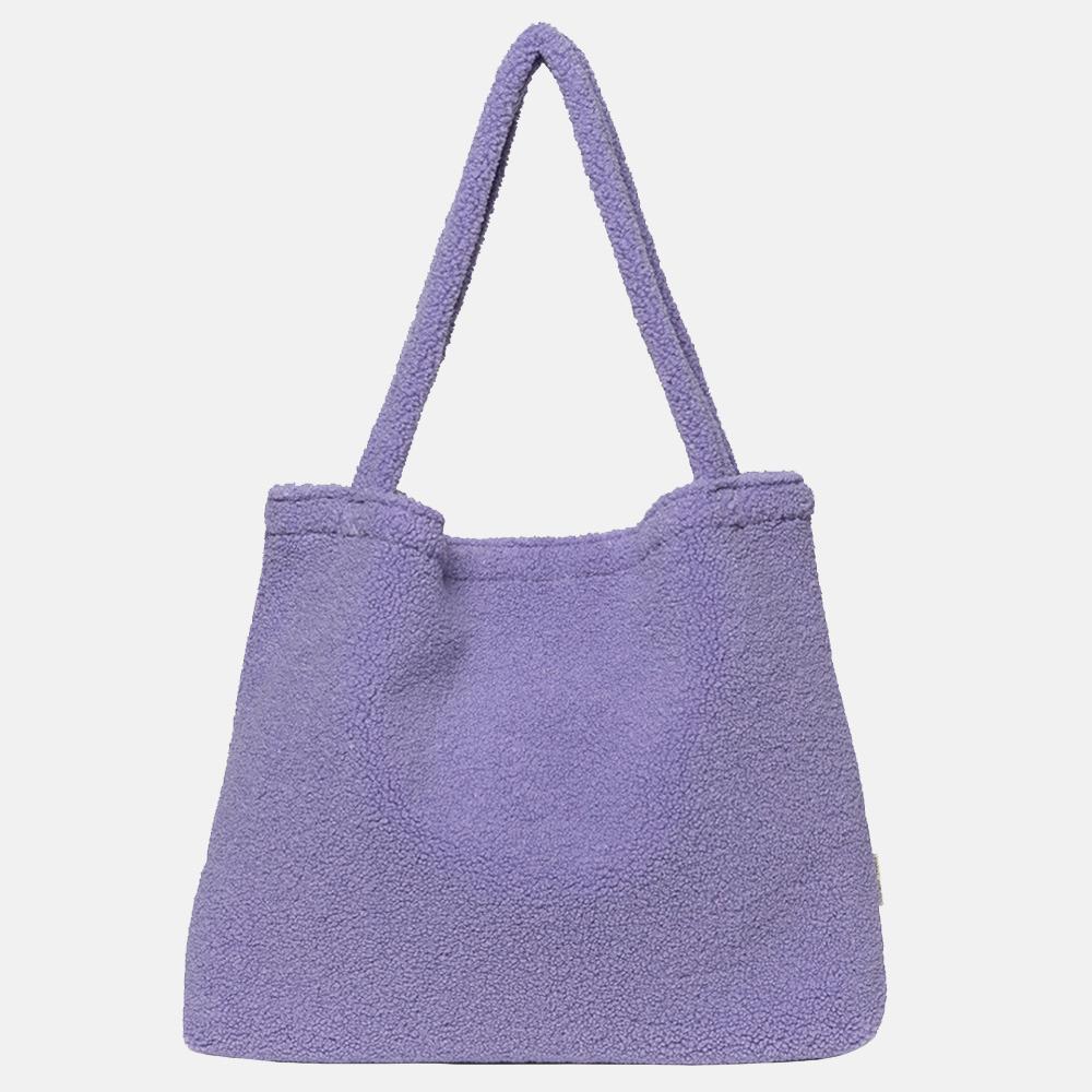 Studio Noos Mom-Bag shopper teddy lilac