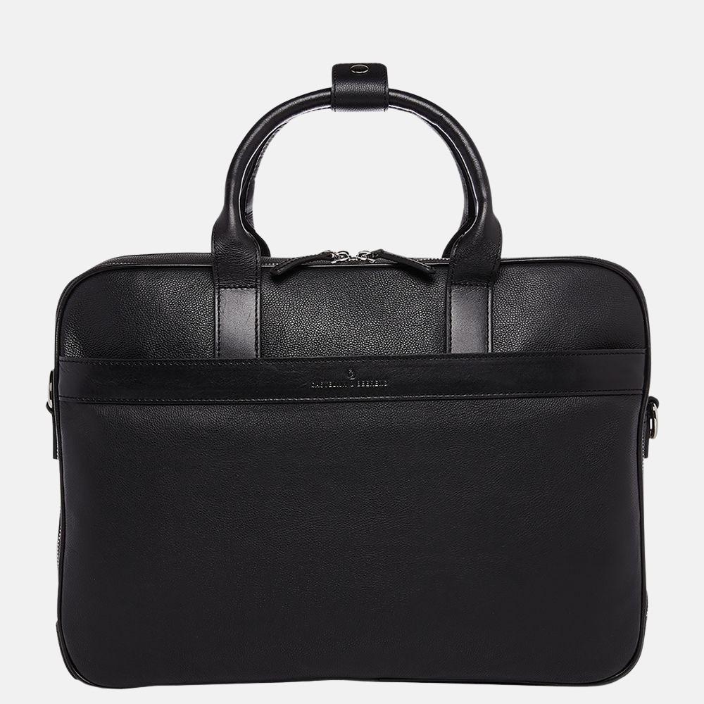 Castelijn & Beerens Vivo laptoptas 15.6 inch black