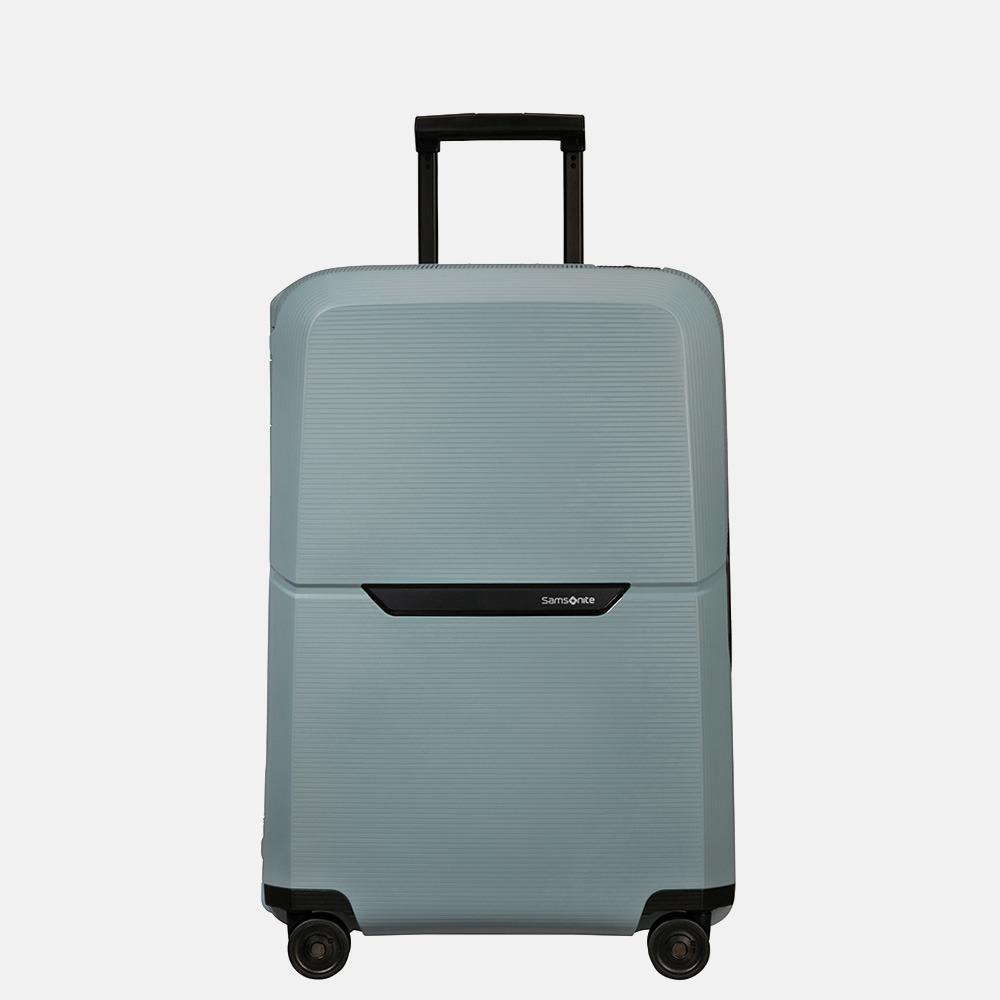 Samsonite Magnum ECO spinner koffer 69 cm ice blue
