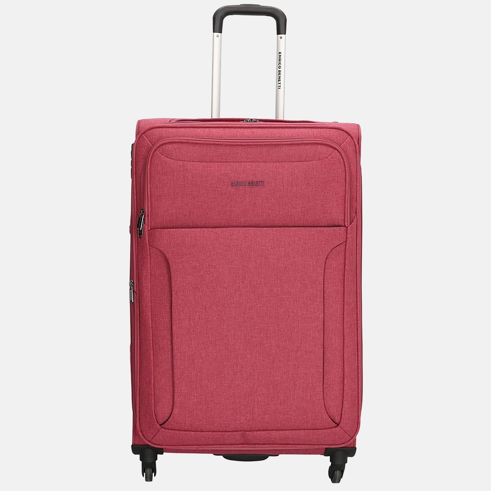 Enrico Benetti Chicago koffer 75 cm pink
