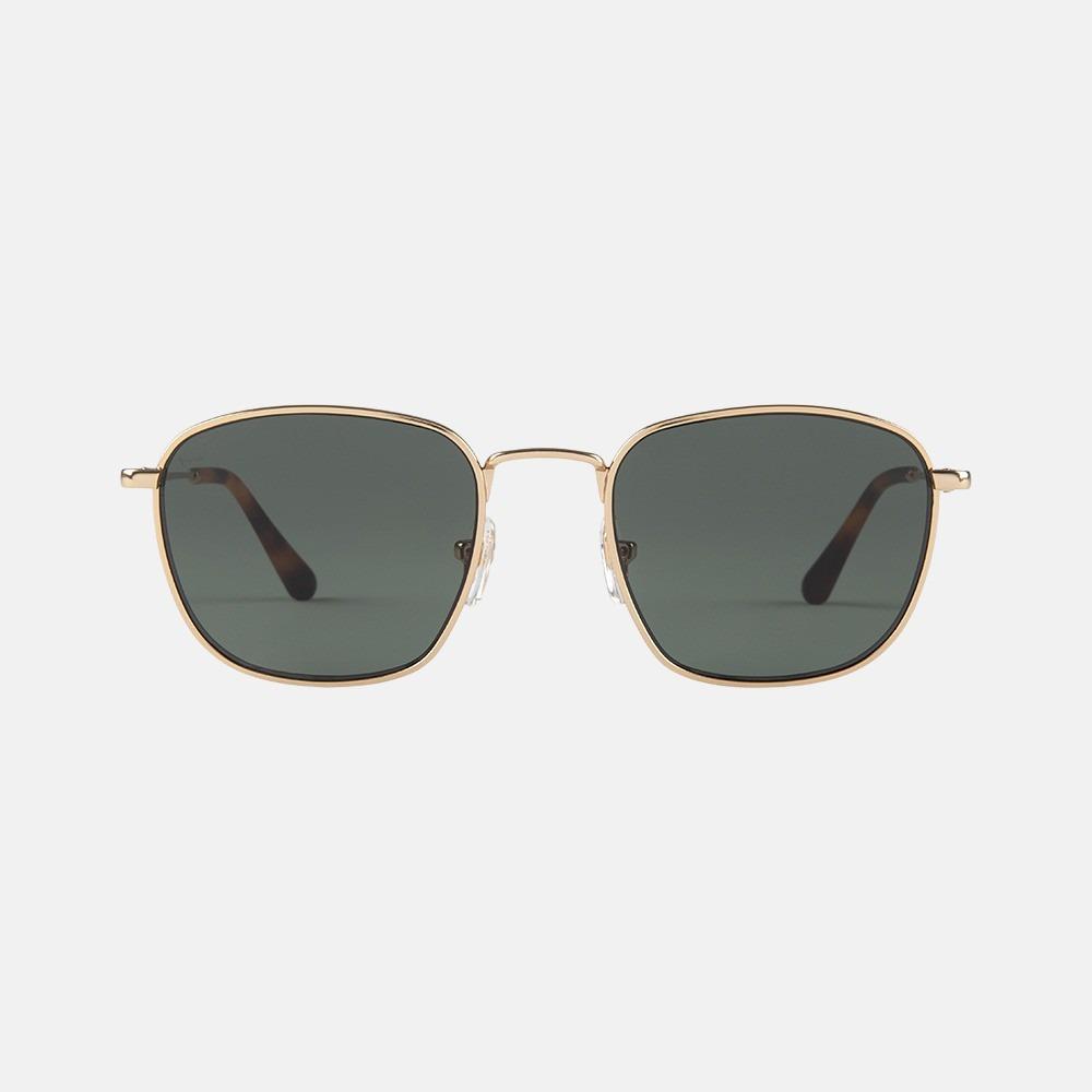 Kapten & Son Williamsburg zonnebril gold green