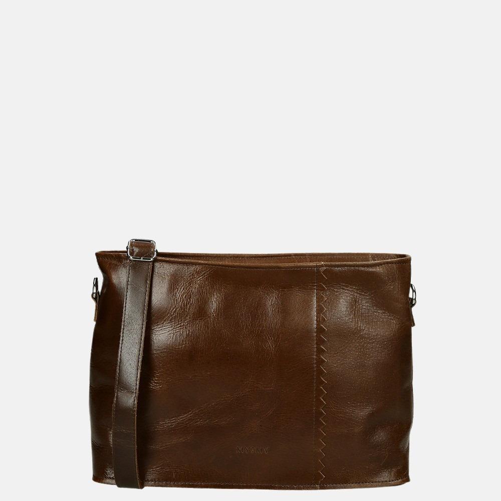 MYOMY My Paper Bag Wrapped schoudertas original