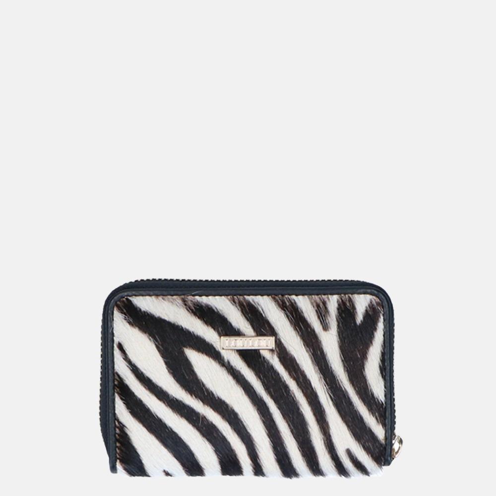 LouLou Essentiels SLB portemonnee XS wild zebra