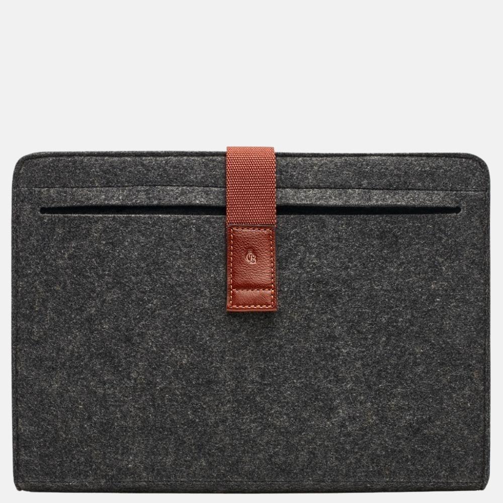 Castelijn & Beerens Nova laptophoes 15,6 inch light brown