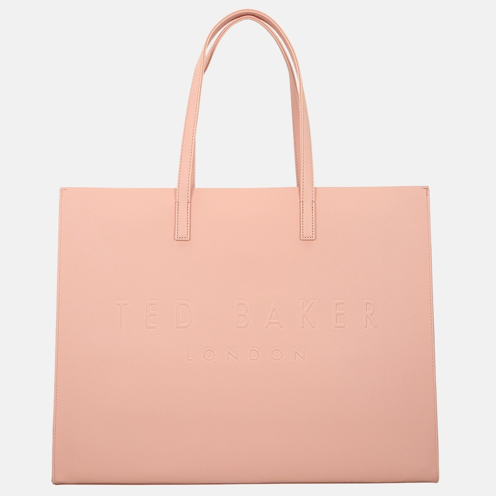 Ted Baker Sukicon shopper pink