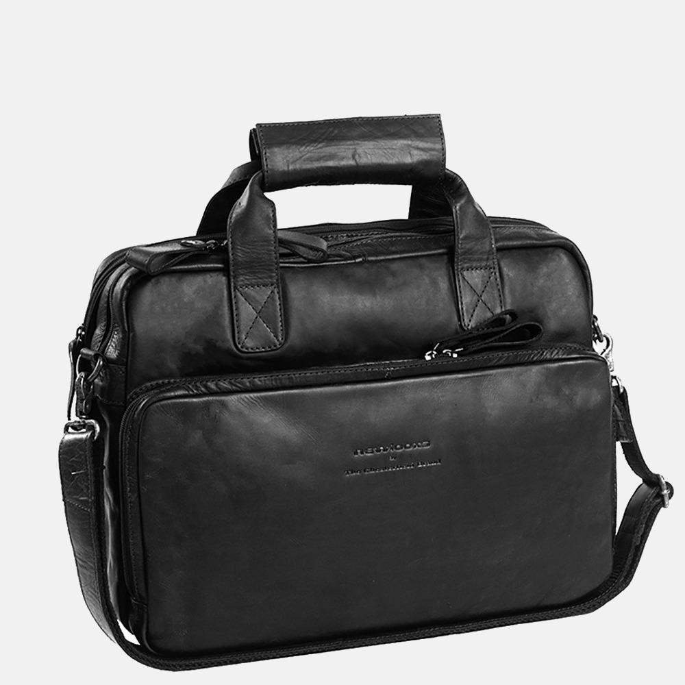 Chesterfield Geneva laptoptas/fietstas 15.6 inch black