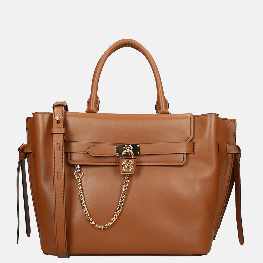 Michael Kors Hamilton Legacy handtas L luggage