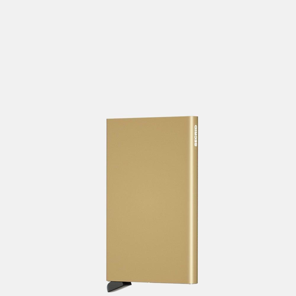 Secrid Cardprotector pasjeshouder gold