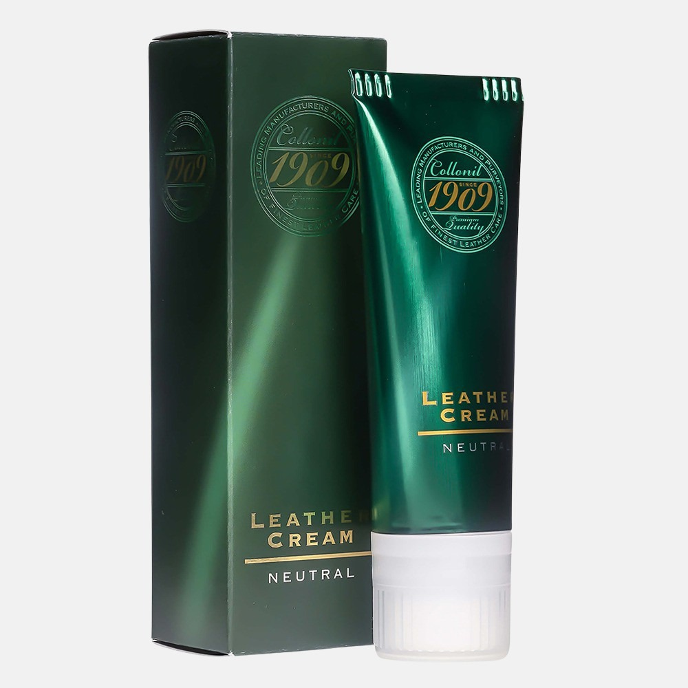 Collonil Leather Cream 75ml Kleurloos
