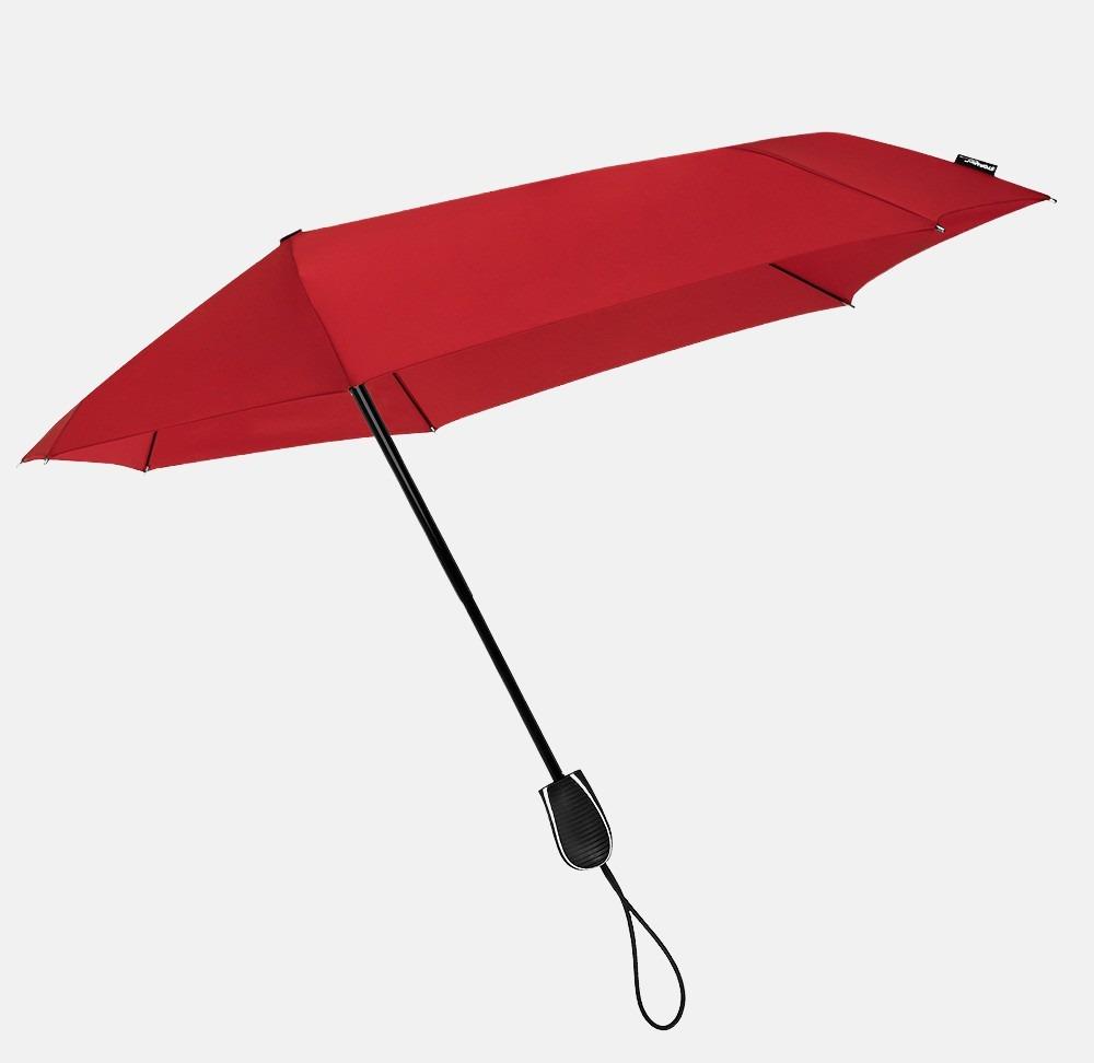 Impliva opvouwbare (storm)paraplu red