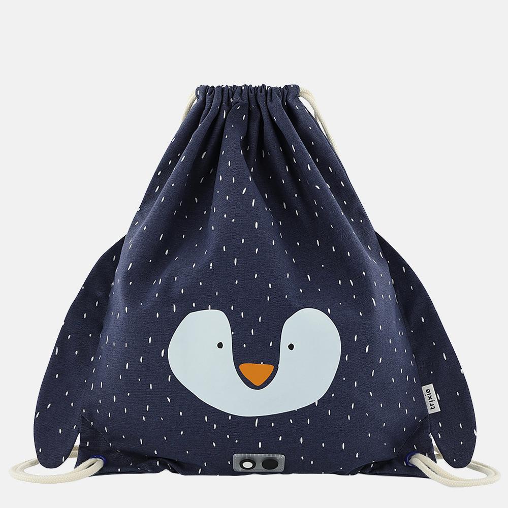 Trixie gymtas Mr. Penguin