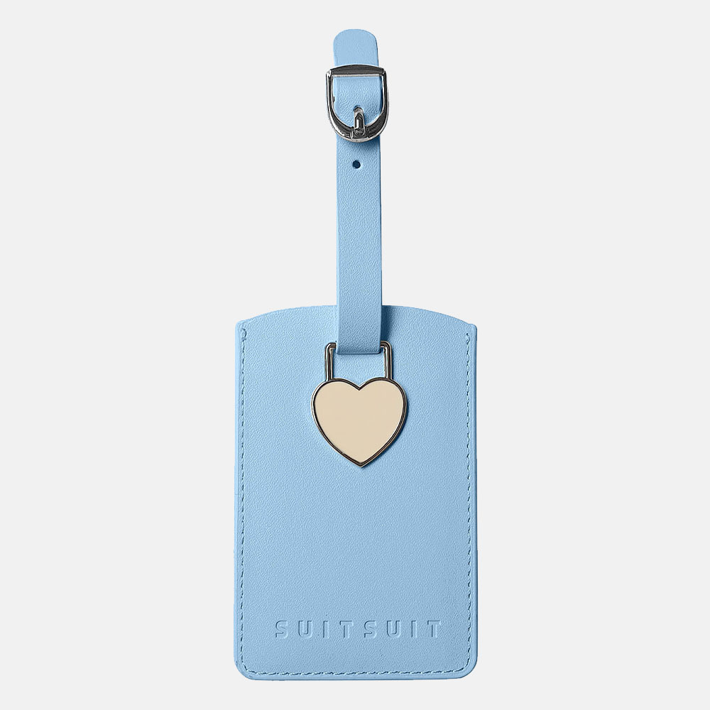 SUITSUIT Fabulous Fifties bagagelabel alaska blue