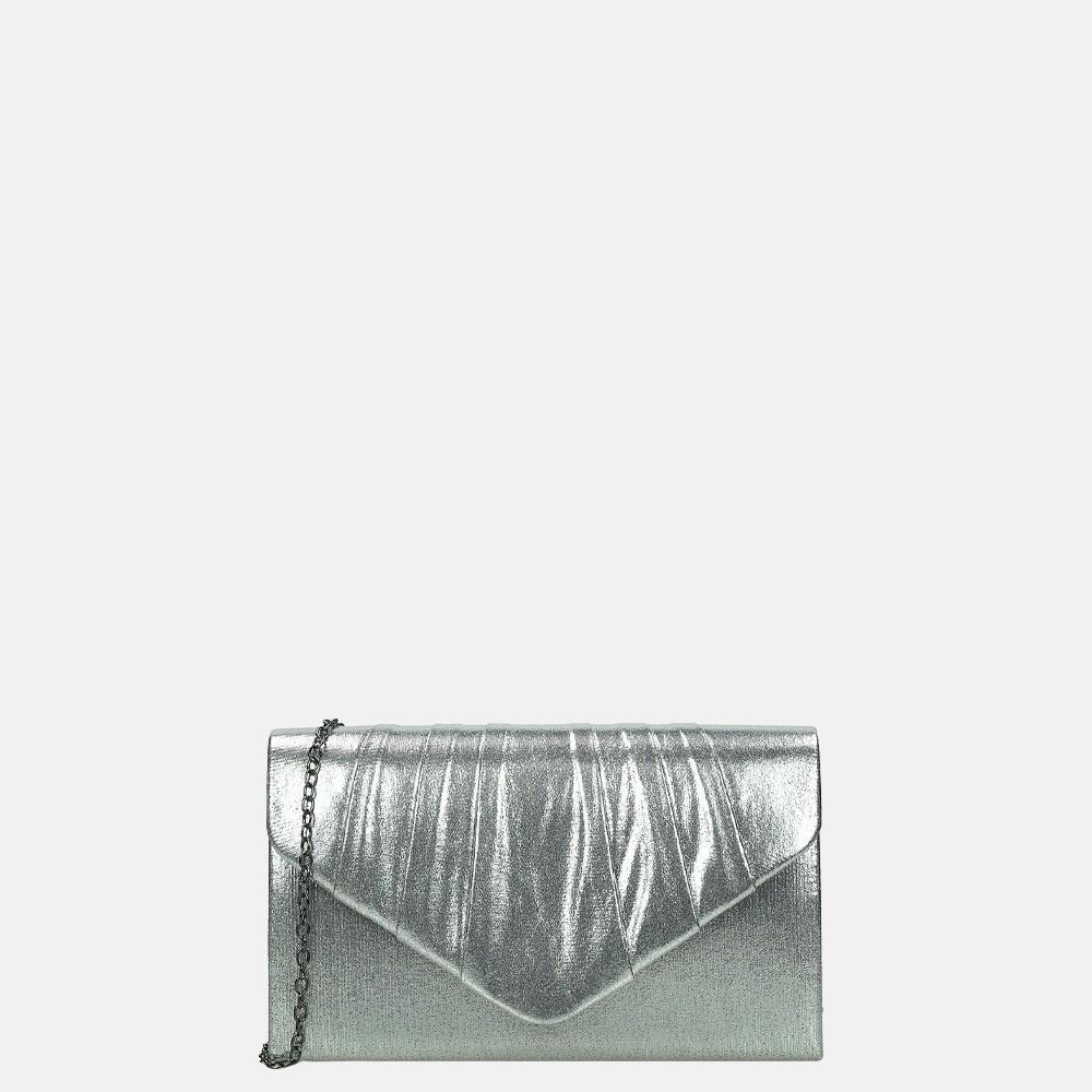 Firenze clutch zilver