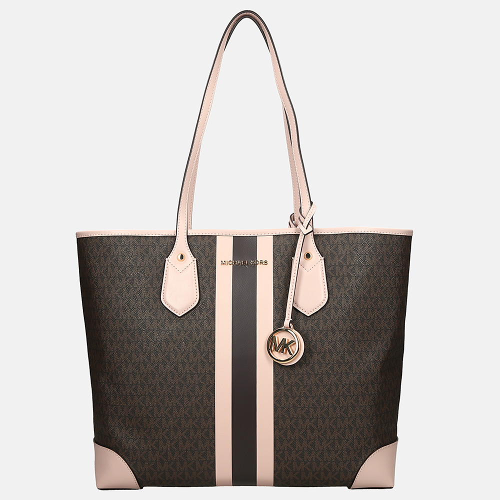 Michael Kors Eva Tote shopper L brown soft pink