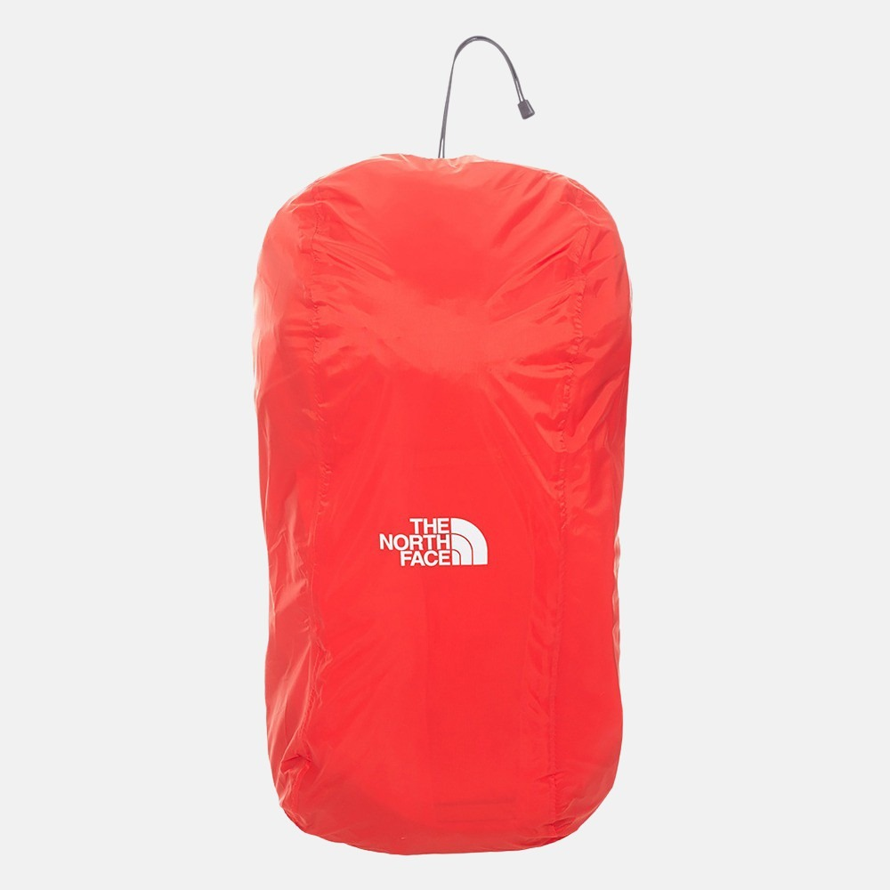 The North Face regenhoes S red