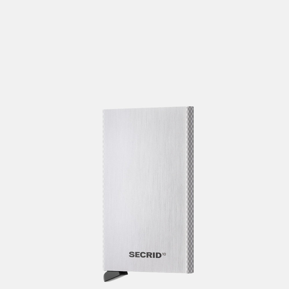 Secrid Cardprotector Laser pasjeshouder jubileum C10 titanium